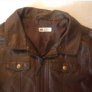 H&M Youth Girl Bomber Jacket